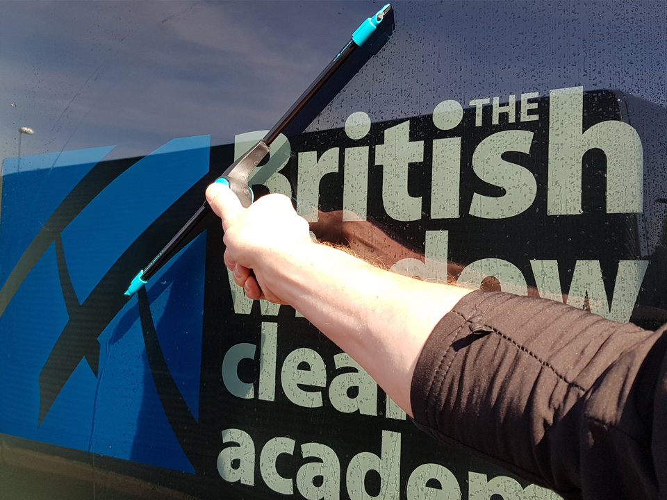 SK1: Window Cleaning Skills course